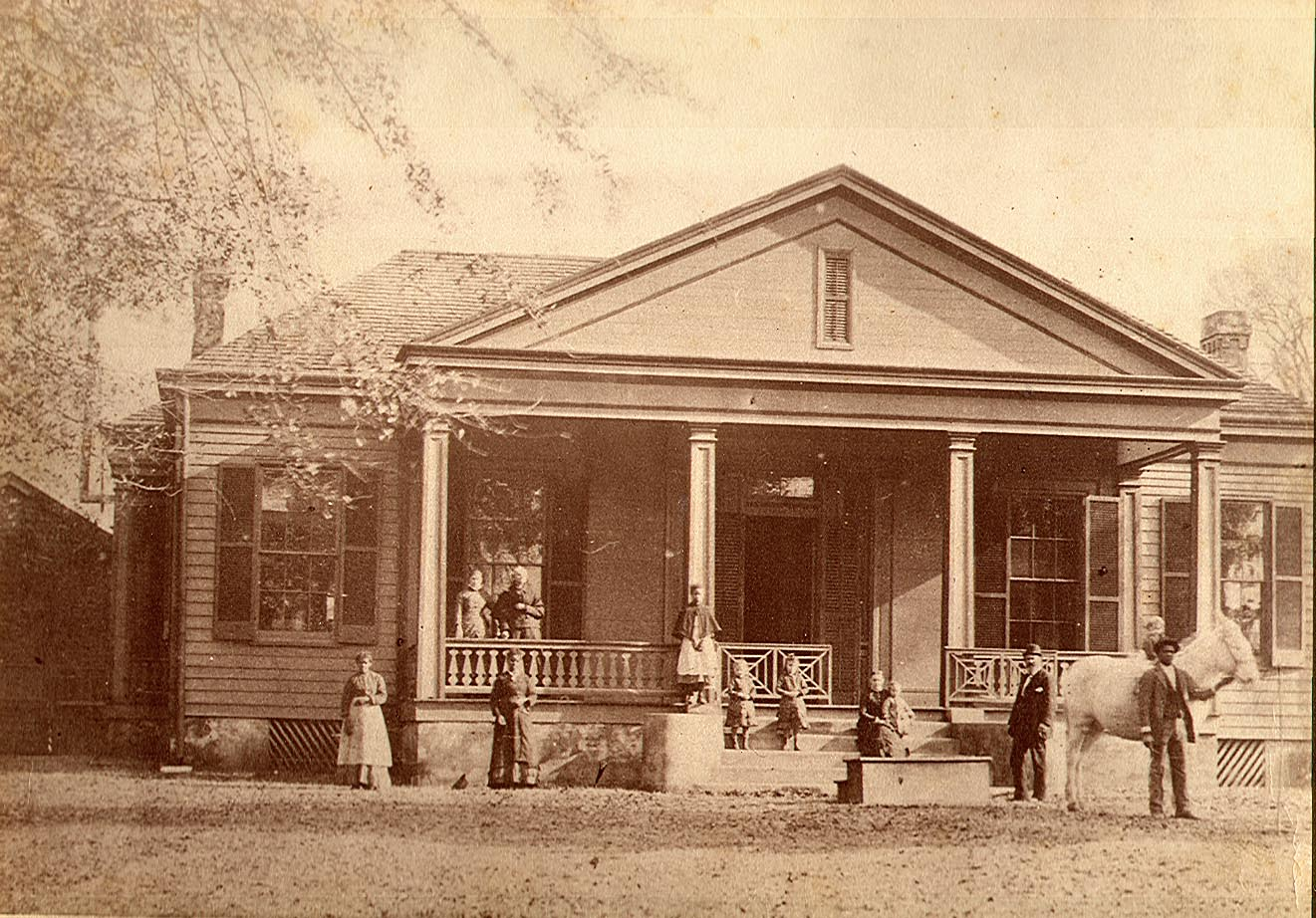 Early Picture of Bed & Breakfast near Natchez Trace